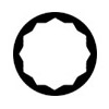 Steckschlüssel für 6-Kant-Schrauben von Horvath erfüllen die höchsten Anforderungen an Sicherheit, Lackschut, Flexibilität und Zugänglichkeit